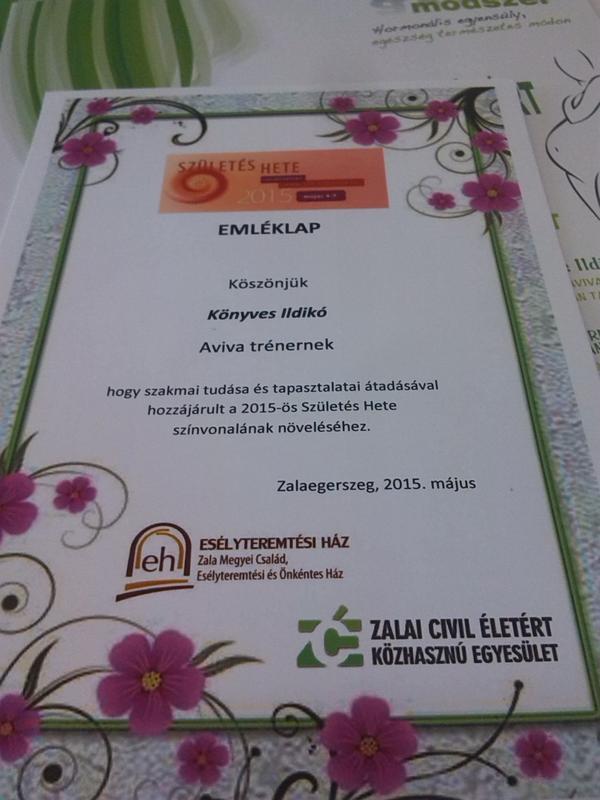 Festa della nascita Ungheria Ospedale di Zalaegerszeg 2015 9