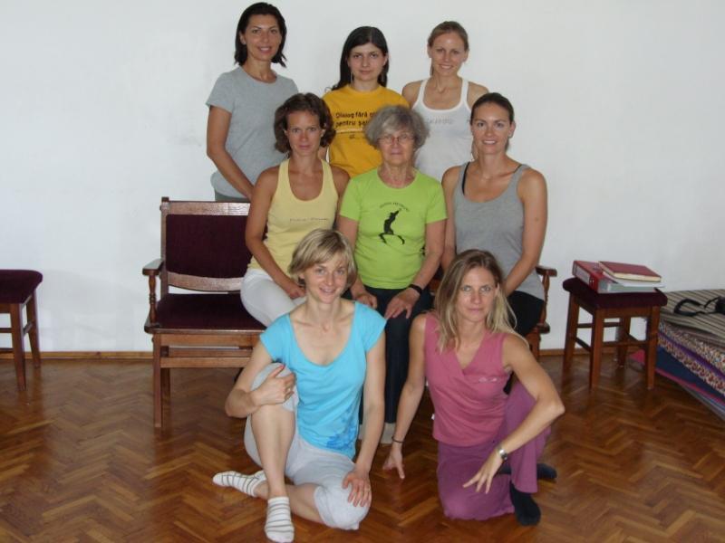Insegnante metodo Aviva in Italia 2