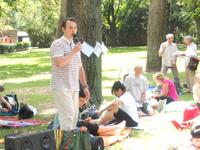 Gábor Tóth ingegnere nell'industria alimentare e ricercatore di naturopatia 1